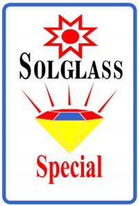 solglass special logo